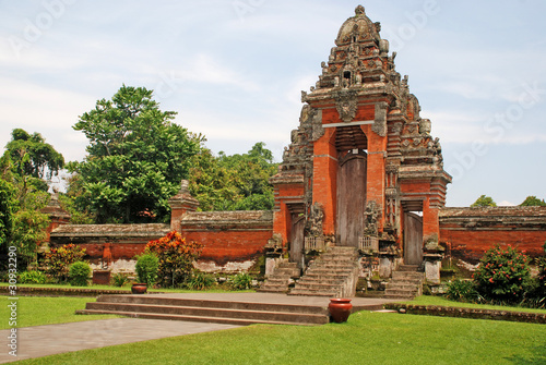 Poster Indonesië Taman Ayun Temple (Bali, Indonesia)