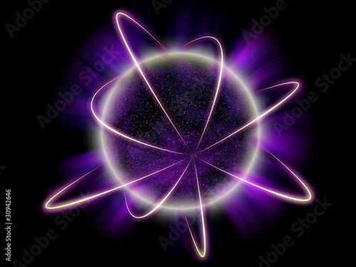 Fotografia, Obraz  Big Bang Theory