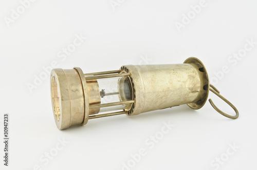 lampe de mineur