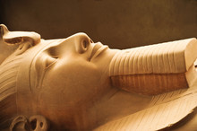 Rameses II,Memphis Museum, Egypt.
