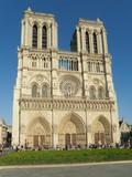 Fototapeta Fototapety Paryż - Notre Dame