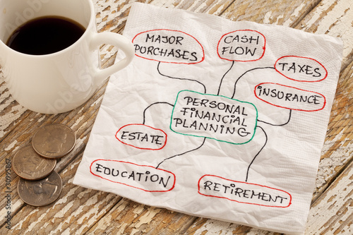 Photo  personal financial planning