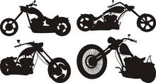 Chpper 2 - Motorcycle Silhouette