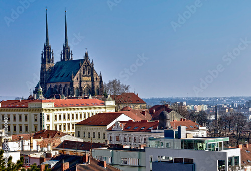 фотография  St. Peter and Paul Church In Brno