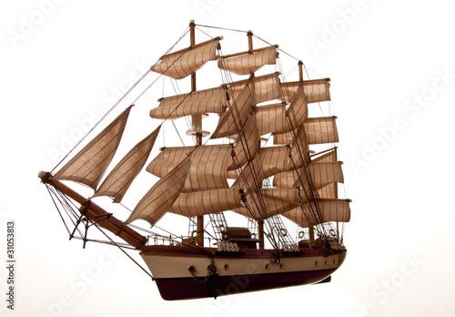Canvas Prints Ship Clipper