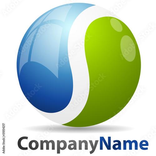 Fotografia, Obraz  Logo