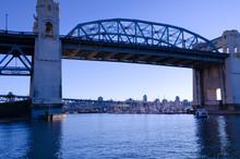 Vancouver, Burrard Street Bridge