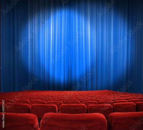 In de dag Theater Kinotheater