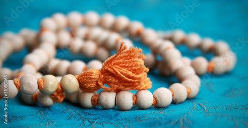 Photo prayer beads