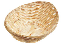 Isolated Wicker Ware