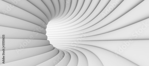 Abstract Tunnel Background