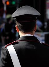 Carabiniere In Divisa