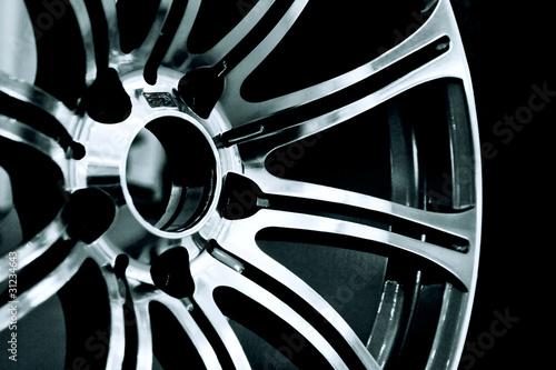 Fotografía  Wheel rim