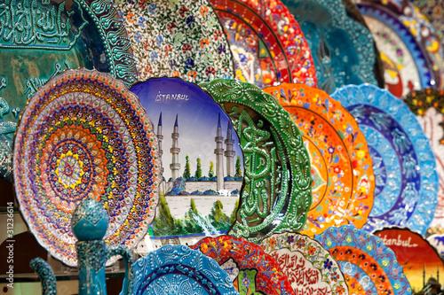 Photo  Egyptian Bazaar - Istanbul, Turkey