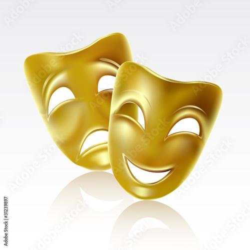Fotografija  Theatrical masks