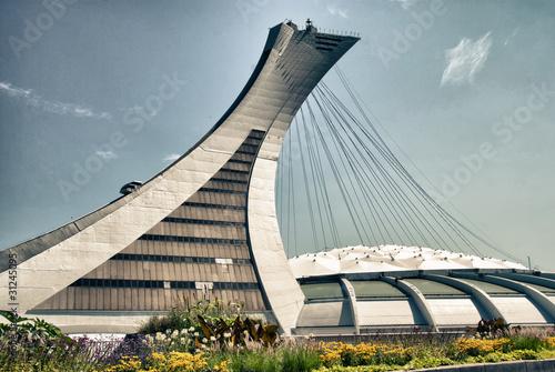 Stadium of Montreal, Canada