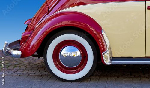 Keuken foto achterwand Vintage cars Oldtimer