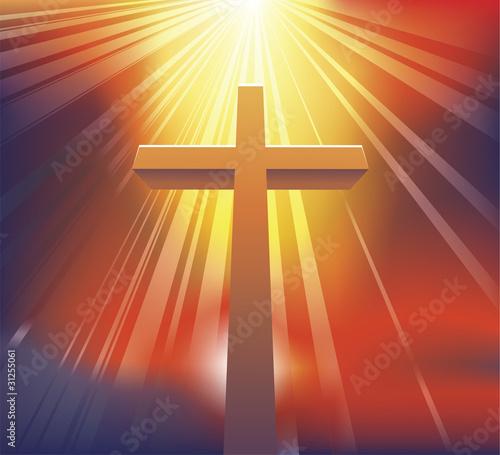 Obraz na płótnie The Cross