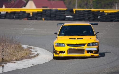 Recess Fitting Fast cars Racecar