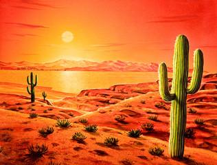 Obraz na PlexiMexico
