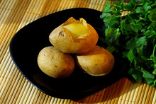 Some Potatoes For Holiday Salad