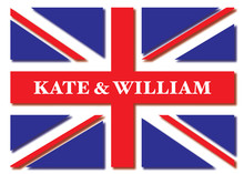 Royal Wedding Flag