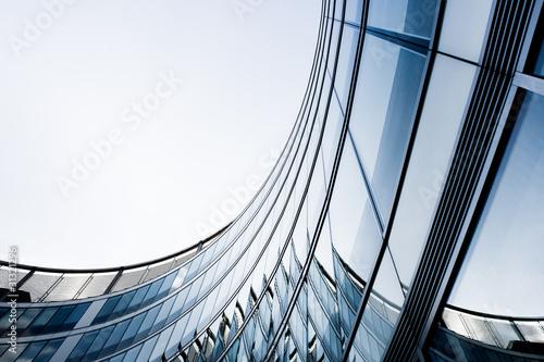 fasada szyby - fototapety na wymiar