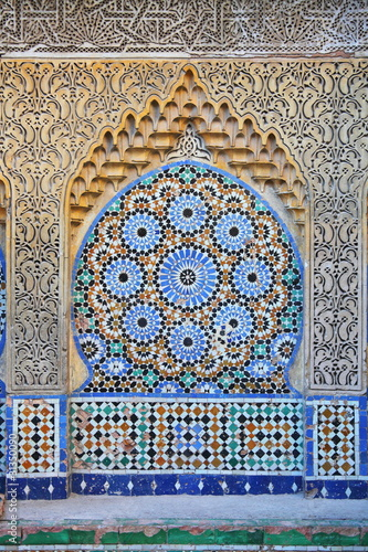 Recess Fitting Morocco Traditional moroccan ornament