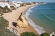 Playa de Albufeira, Portugal