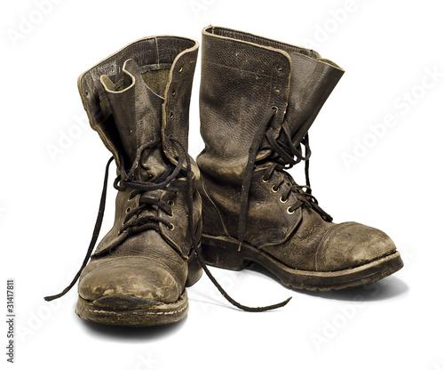 Fotografía  Old boots
