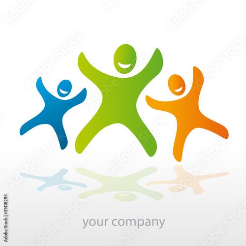 Photo  logo entreprise, association, communauté