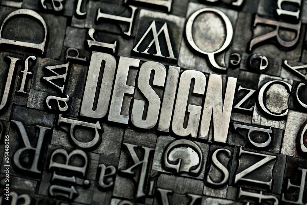 Fototapeta design