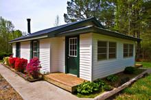 Small Farmhouse Back