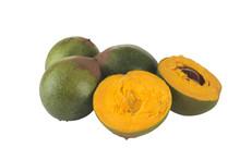 Fruit Called Lucuma (lat. Pouteria Lucuma)