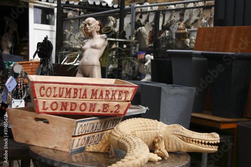 Photo  london, columbia market