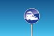 Verkehrszeichen 22 Bahnübergang Bahn Zug