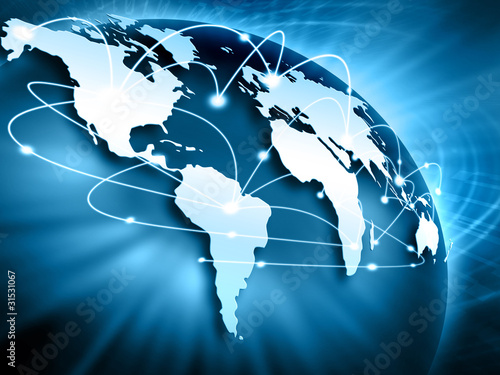 Best Internet Concept of global business from concepts series #31531067