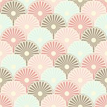 Seamless Japanese Vintage Patt...
