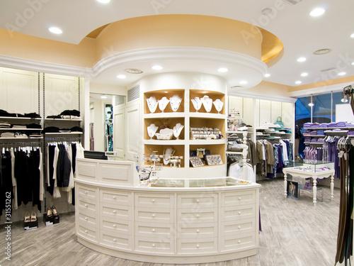 Fotografía  boutique - negozio di abbigliamento femminile