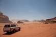 Jeepsafari in Wadi Rum