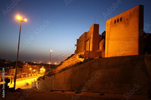 Fotografie, Obraz  Arbil Castle