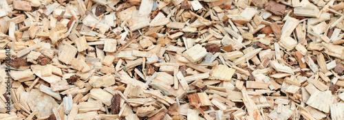Valokuvatapetti Schegge di legno