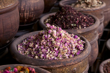 Dried Herbs Flowers (rose) In ...