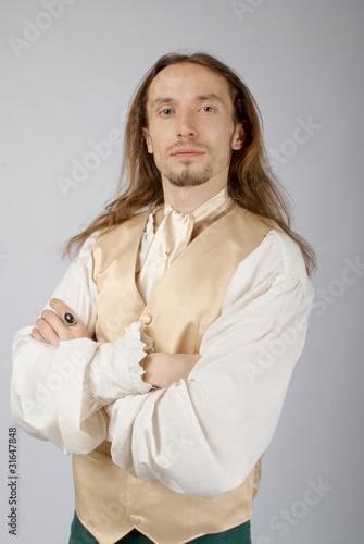 Fotografie, Tablou  medieval lord