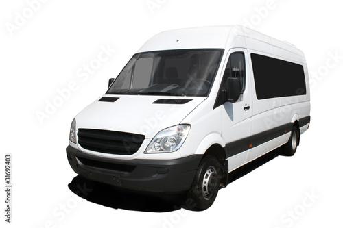 Fotografie, Obraz  Minibus