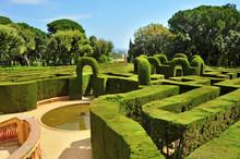 Parc Del Laberint D'Horta In B...