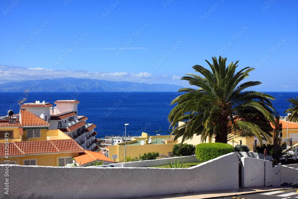 Fototapety, obrazy: Puerto Santiago, Tenerife