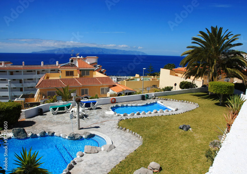 Fototapeta Puerto Santiago, Tenerife obraz