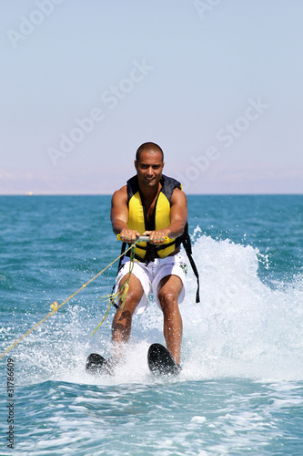Fotografie, Obraz  water sports