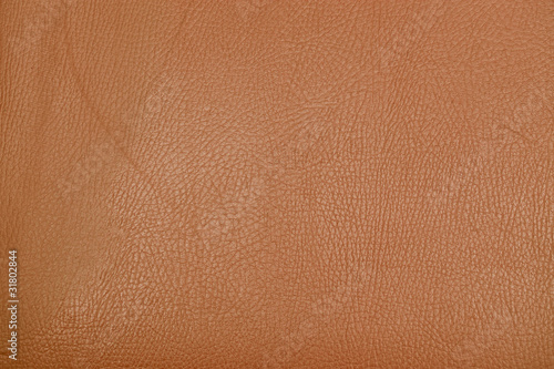 Keuken foto achterwand Leder light brown leather texture using for background